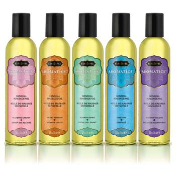 Massage Oils & Lotions